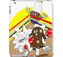 BOXING CARTOON TABLET CASE iPad Case/Skin