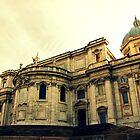 basilica di santa maria maggiore by mkokonoglou