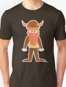 Cartoon Viking Unisex T-Shirt