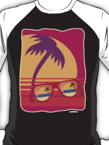 Sunglasses at Sunset T-Shirt