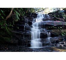 Somersby Falls Photographic Print