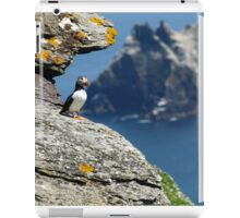 skellig michael county kerry ireland star wars iPad Case/Skin