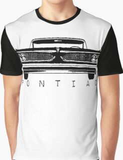 Pontiac Graphic T-Shirt