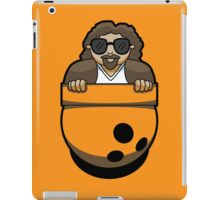 Pocket Dude (02) iPad Case/Skin
