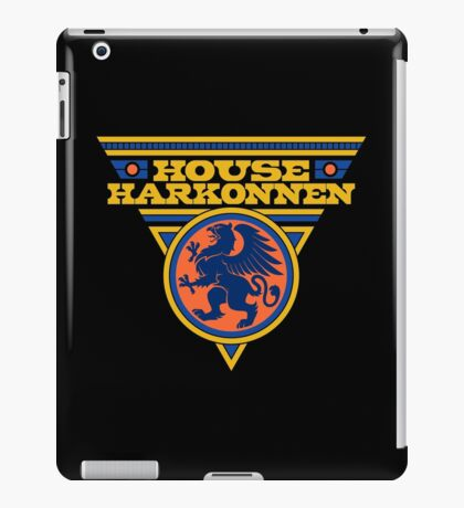 Dune HOUSE HARKONNEN iPad Case/Skin