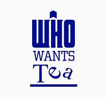 WHO's for Tea Unisex T-Shirt