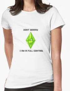 Sims 3 Womens Fitted T-Shirt