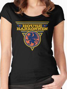 Dune HOUSE HARKONNEN Women's Fitted Scoop T-Shirt