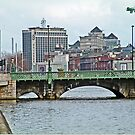 dublin cityscape ireland by Noel Moore Up The Banner Photography
