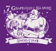 Snor-Time Tea by jimiyo