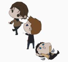 Cute Supernatural by Stitch0Kittens