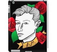 Alex Turner, Arctic Monkeys iPad Case/Skin