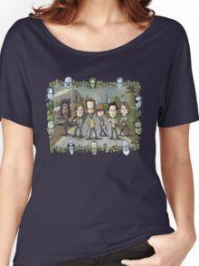 The Walking Dead by Kenny Durkin Women's Relaxed Fit T-Shirt