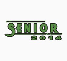 Senior 2014  Green by CutlineDesigns