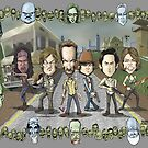 The Walking Dead by Kenny Durkin by Kenny Durkin