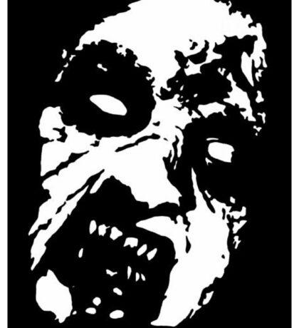 Evil Dead Cheryl black Sticker