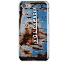 Rusted VW iPhone Case/Skin