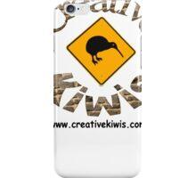 Creative Kiwis, New Zealand, Aotearoa iPhone Case/Skin