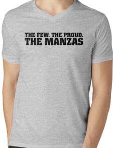 Marines Mens V-Neck T-Shirt