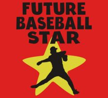 Future Baseball Star One Piece - Short Sleeve