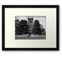 St Luke's Church, Richmond Framed Print