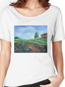 Poppies Will Make Them Sleep Women's Relaxed Fit T-Shirt