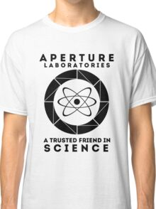 Aperture - Science Friend Classic T-Shirt