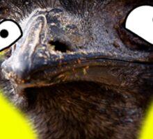 The Emu! Sticker