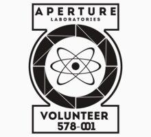 Aperture - Volunteer by cajunpygmy