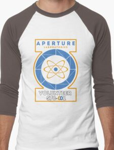 Aperture - Volunteer Men's Baseball ¾ T-Shirt