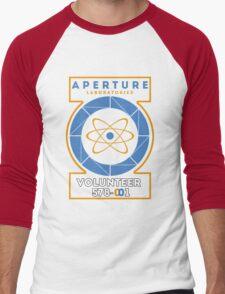 Aperture - Volunteer Men's Baseball ¾ T-Shirt