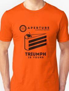 Aperture - Triumph Unisex T-Shirt