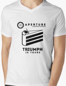 Aperture - Triumph Mens V-Neck T-Shirt