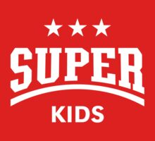 Super Kids One Piece - Long Sleeve