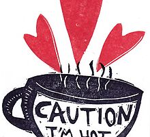 Hot Stuff Steamy Cup of Love by craftyhag