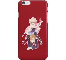 Beyond The Boundry 境界の彼方 iPhone Case/Skin