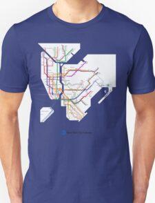 new york subway T-Shirt