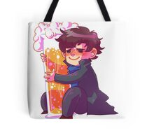 Clueing for Sherlocks Tote Bag