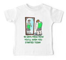 90 Day Challenge Baby Tee