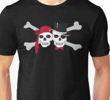 pirate couple Unisex T-Shirt