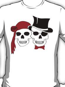 pirate love scroll T-Shirt