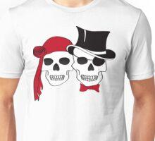 pirate love scroll Unisex T-Shirt