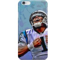 Cam Newton #3 iPhone Case/Skin