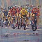Cadel's Tour by Jacky Murtaugh