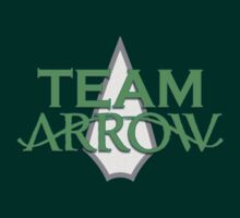 Team Arrow by CrookBu41