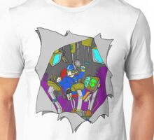Man in the Machine Unisex T-Shirt