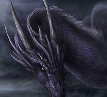 Dark Dragon by Ben Davis