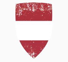 Flag of Austria Kids Tee