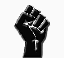 The Black Fist Unisex T-Shirt
