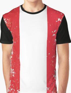 Flag of Austria Graphic T-Shirt